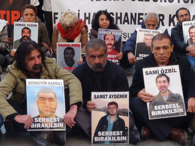 İHD, hayata dönüş operasyonlarını protesto etti