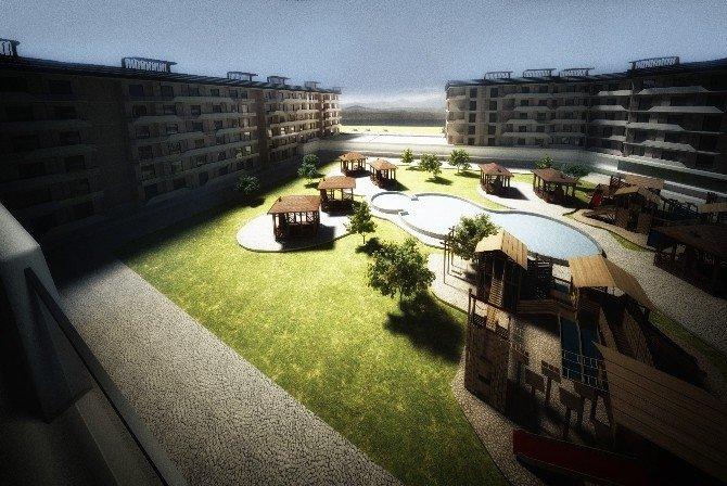 Beyşehir Belediyesi'nden 159 Dairelik Toplu Konut Hamlesi