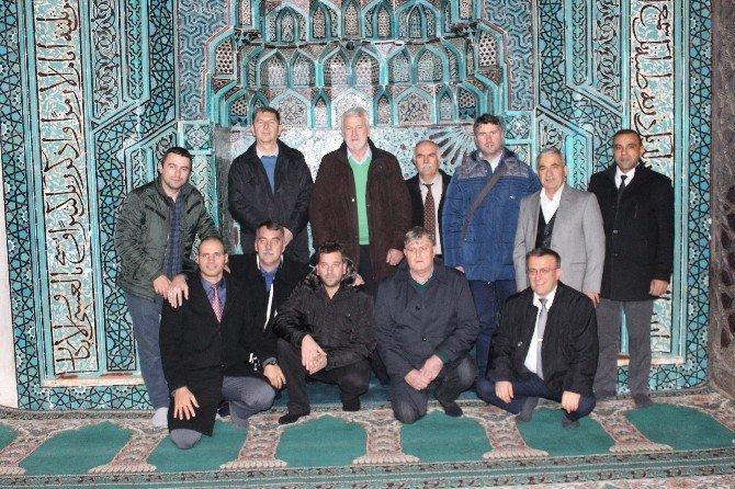 Bosna Hersekli Heyet, Beyşehir'e Hayran Kaldı
