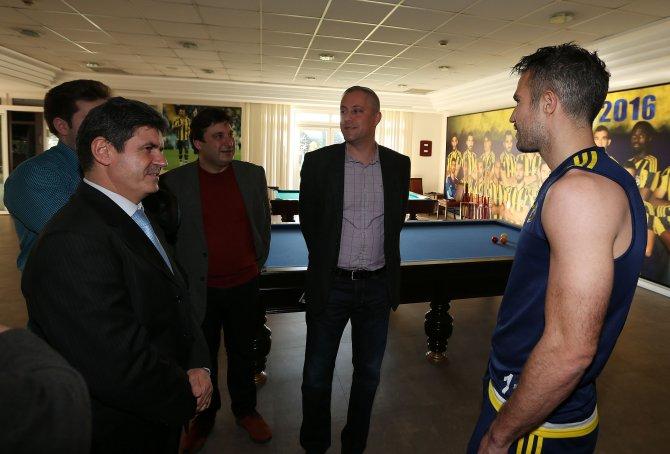 Bulgaristan Ekonomi Bakanı, Can Bartu Tesisleri'nde
