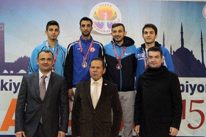 Büyükler Türkiye Karate Şampiyonası'nda Uygur Ve Eltemur Zirvede