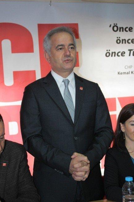 Güneşhan, Çanakkale CHP İl Başkalığı Adaylığını Açıkladı