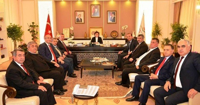 Ceyhan Heyetinden Ankara Çıkarması