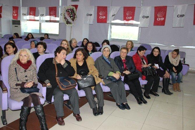 CHP Manisa İl Kadın Kollarına Yeni Başkan