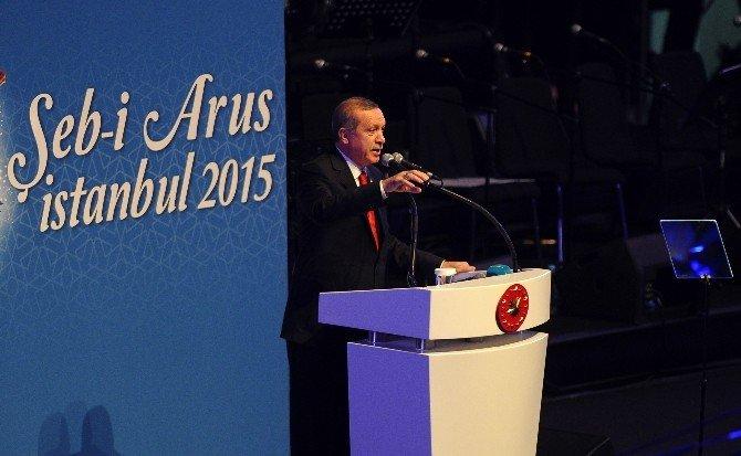 """Erdoğan: """"İslam Dünyası Bir Büyük İmtihanla Daha Karşı Karşıyadır"""""""