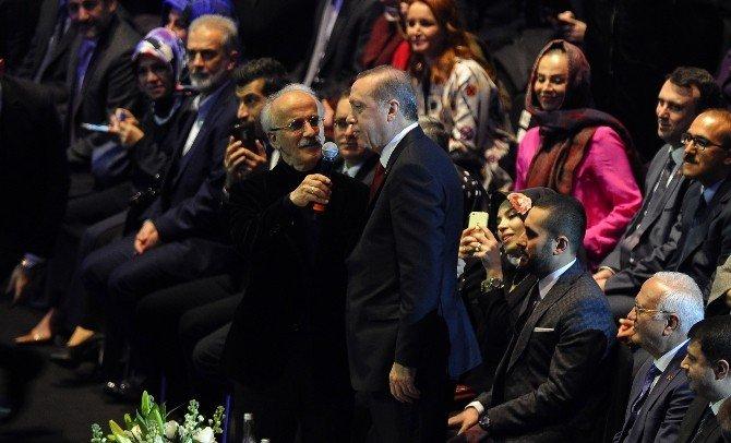 Cumhurbaşkanı Erdoğan, Teşrik Tekbiri Getirdi