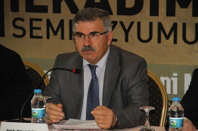 """Ünal: """"Ermenilerin Esas Peşinde Olduğu Husus Türkiye'den Toprak Talebi"""""""