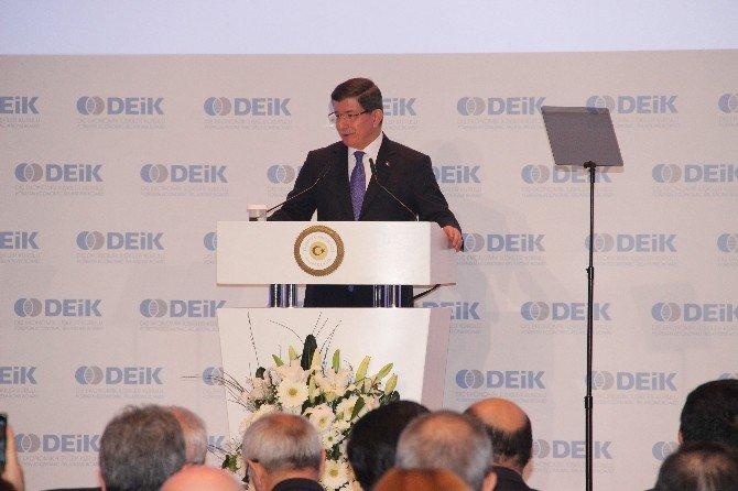 """Davutoğlu'dan Eren Erdem'e Tepki: """"Bunu Söyleyen Açıkça İhanet İçindedir"""""""