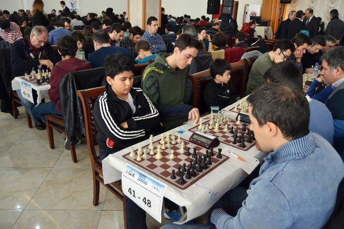 Görme Engelli Satranç Tutkunları, Turnuvaya Katıldı
