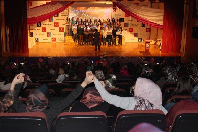 Trabzonlular, Karadenizliler Müzik Şöleni'nde coştu