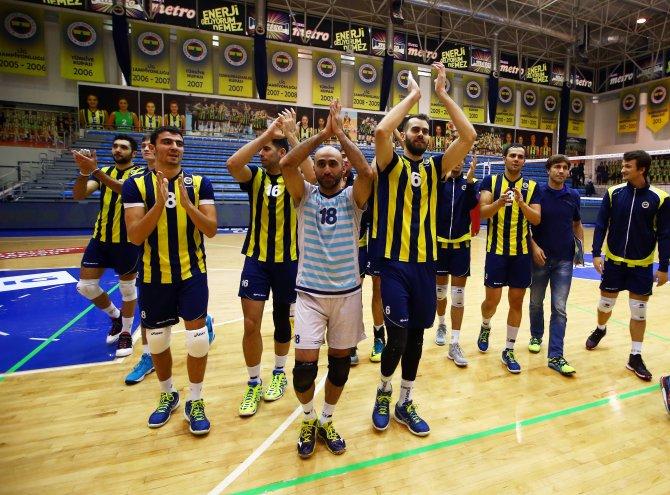 Fenerbahçe: 3 - Şahinbey Belediye: 0