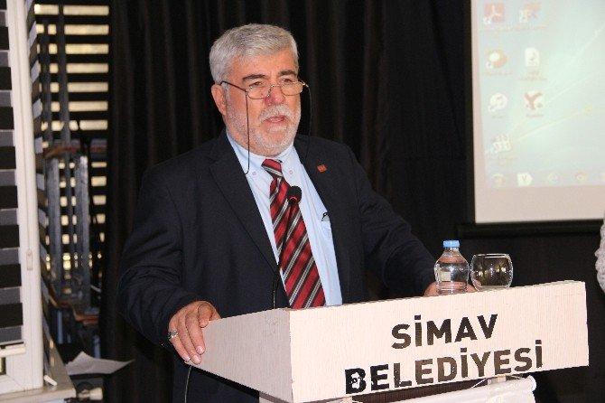Gazeteciler Simav'da Buluştu
