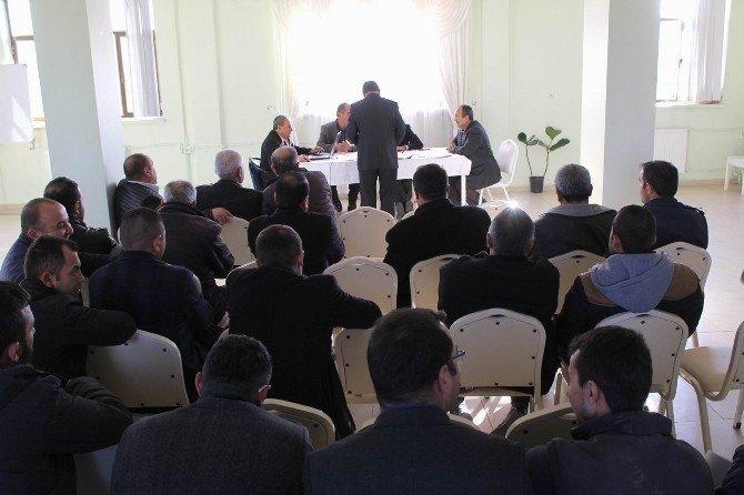 Gemerek'te Belediye Araçları İhale İle Satıldı