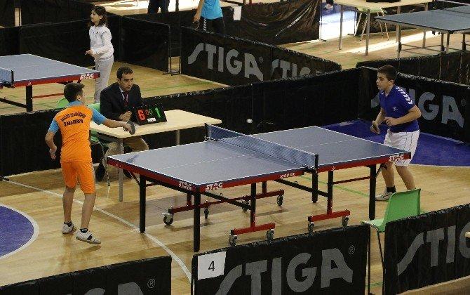 Haliliye Masa Tenisi Takımı, Anadolu Yıldızlar Ligi'nde Yarı Finalde