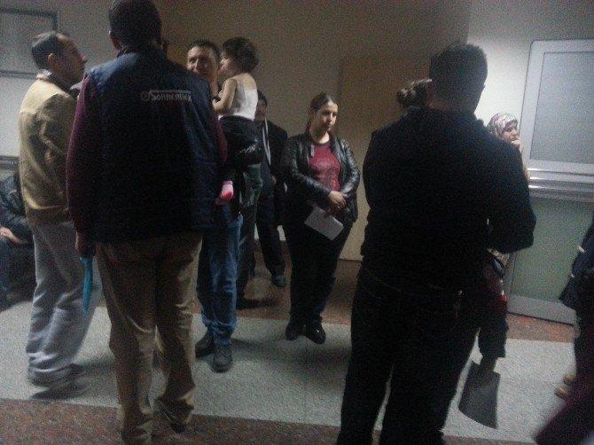 Aydın'da Çocuklar Hastaneye Akın Etti, Acil Serviste Sıra Ve Ateş Kavgası