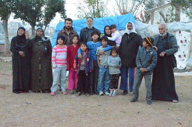 Kahta'daki Suriyelilerin Yaşam Mücadelesi