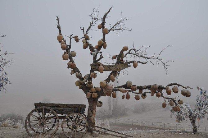 Kapadokya'da Sisin Büyüsü