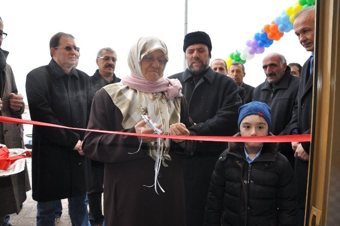 Kars'ta Balık-pide Restoran Açıldı