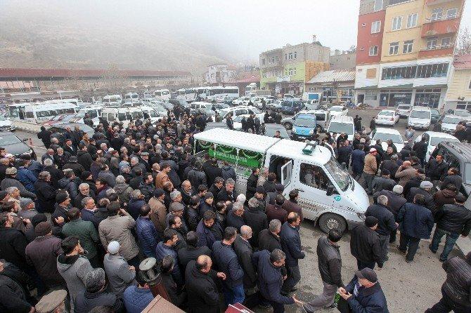 Büyükşehir Ve Yahyalı Belediyesi Meclis Üyesi Keçibaş Son Yolculuğuna Uğurlandı