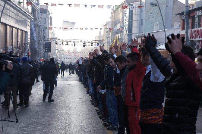 Dadaşlar, 3 bin kişilik bar gösterisi ile Guinness rekoru kırdı