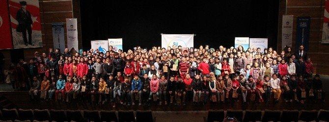 Büyükşehir'den Çocuklara Su Tasarrufu Eğitimi