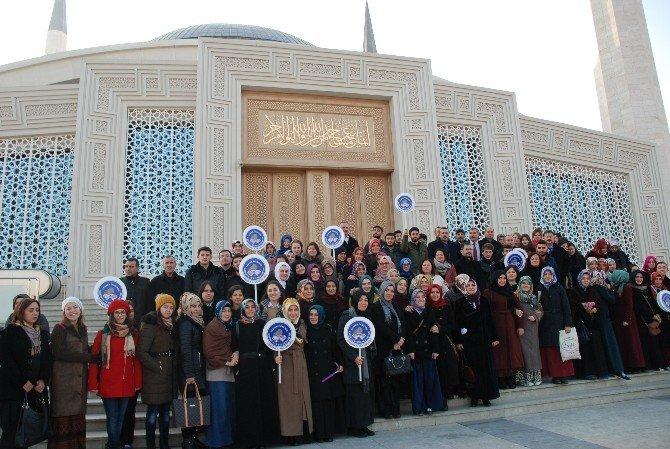 Ankara Gençliği Sabah Namazı'nda Buluştu