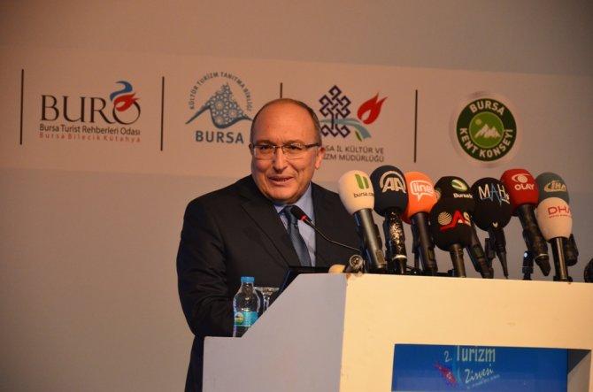Bakan Müezzinoğlu: Timsah Arena ve Kocayayla'ya Avrupa takımları gelmeli