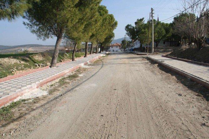 Pınarcık'ın Kilit Parkeleri Büyükşehirden