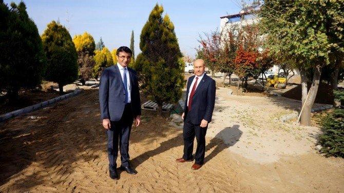 Botanik Parkları Yeni Yüzüne Kavuşuyor