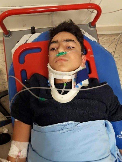 Trabzon'da Trafik Kazası: 1 Ölü, 1 Yaralı