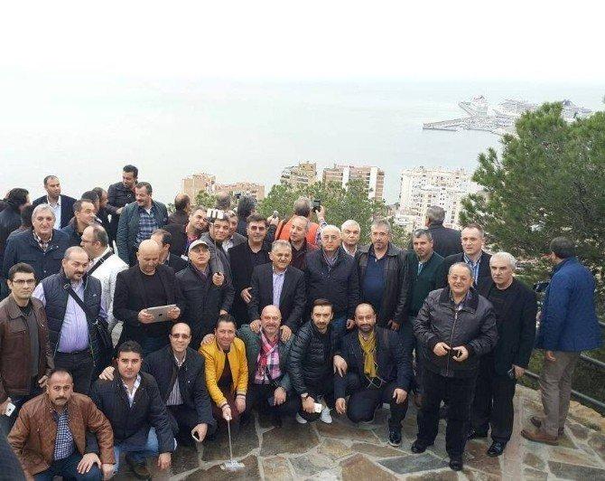 Kayseri Serbest Bölgesi'ne İspanyalı Sanayiciler Davet Edildi
