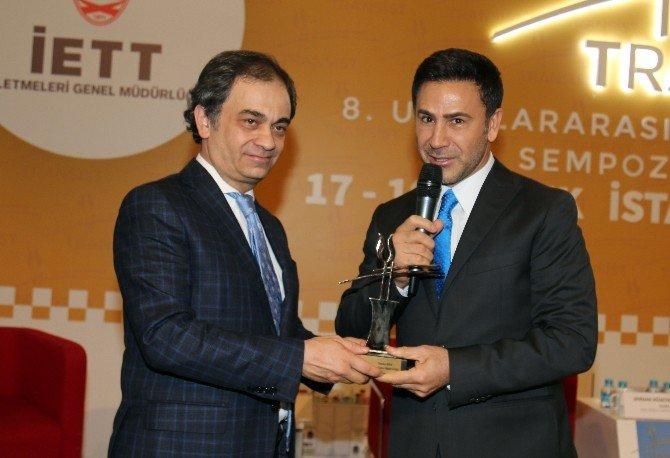 Toplu Ulaşıma Gönül Verenler Ödüllerini Aldı