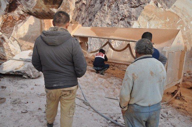 Muğla'da İş Kazası: 1 Ölü