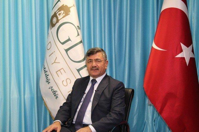 Niğde Belediye Başkanı Akdoğan: