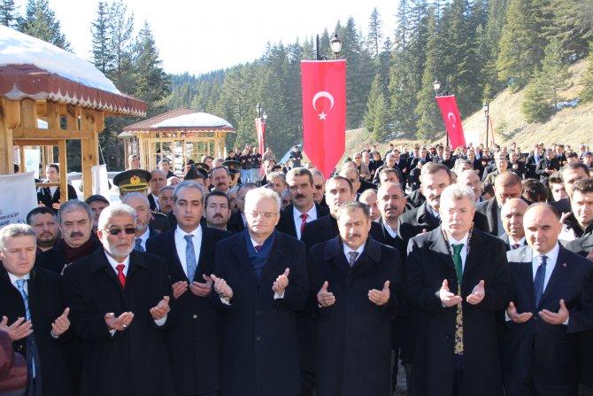 Bakan Eroğlu: Terörle kararlı bir şekilde mücadele edilmekte