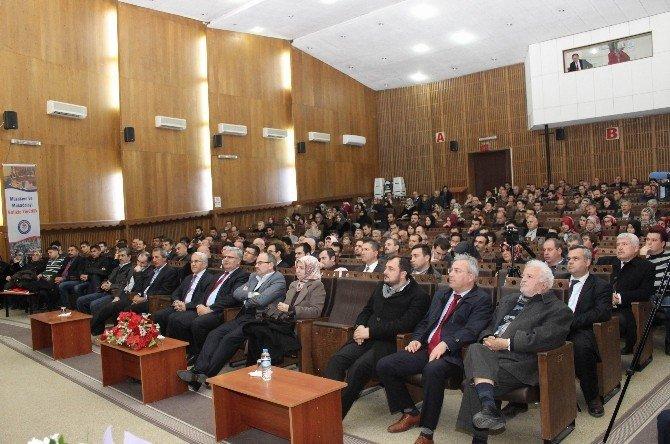 Prof. Dr. Şimşirgil Osmanlı'nın Temel Değerlerini Anlattı