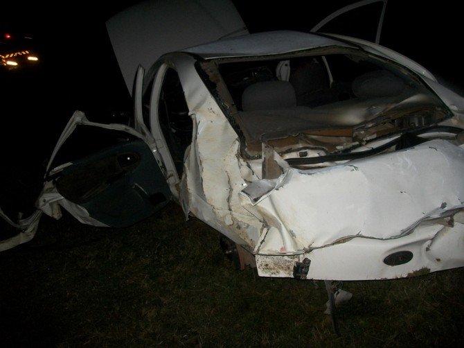 Tekirdağ'da Korkunç Kaza: 3'ü Ağır 5 Yaralı