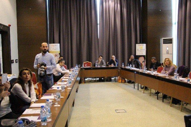 Samsun'da Akıllı-3d Dolgu Toplantısı