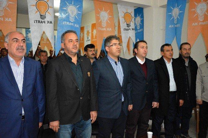 Öztürk; ''İyiki Bizleri CHP'nin, HDP'nin Eline Bırakmadınız''