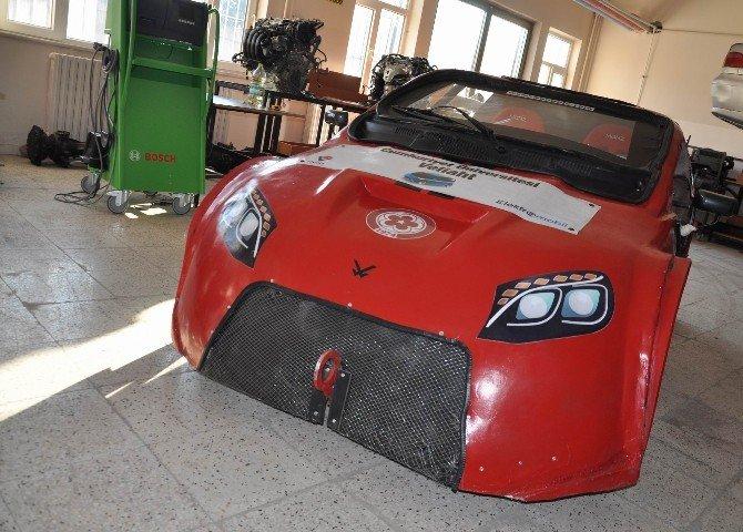 Elektrikli Otomobil 'Kangal V2' Geliyor
