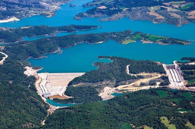 Tahmazoğlu Ve Akgedik, Sanibey Barajı Ve Hes'i Gezdi