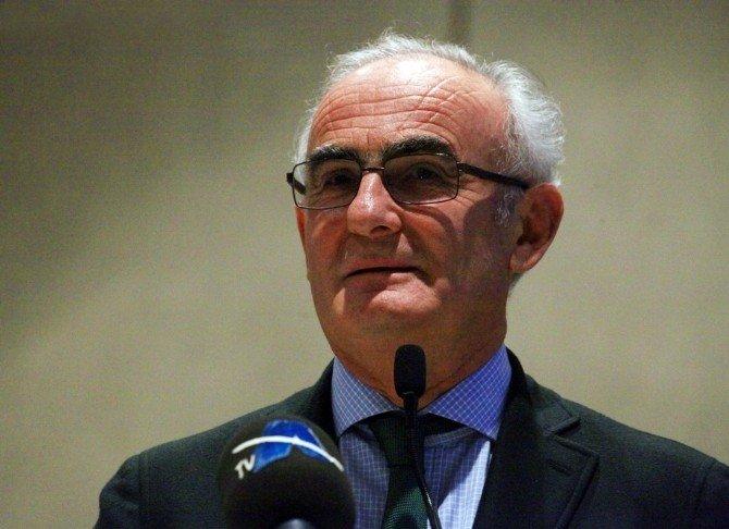 Tarihi Kentler Birliği Ve Samsun Büyükşehir Belediye Başkanı Yılmaz: