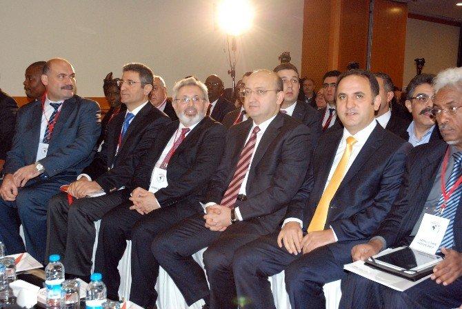 Türk Afrika Düşünce Kuruluşları Buluşması Toplantısı Başladı
