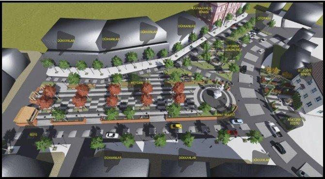 Başçiftlik Meydan Projesi