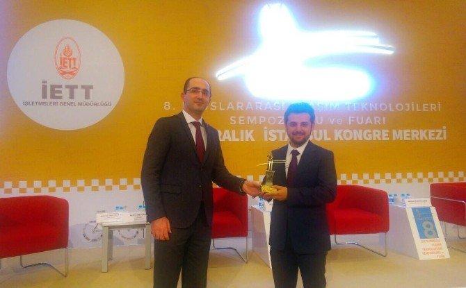 Üniversite Öğrencisi Ali Tuğrul Kaya , Transist'ten Ödülle Döndü