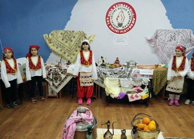 Jale Necdet Özbelge Okulu Yerli Malı Haftası'nı Kutladı