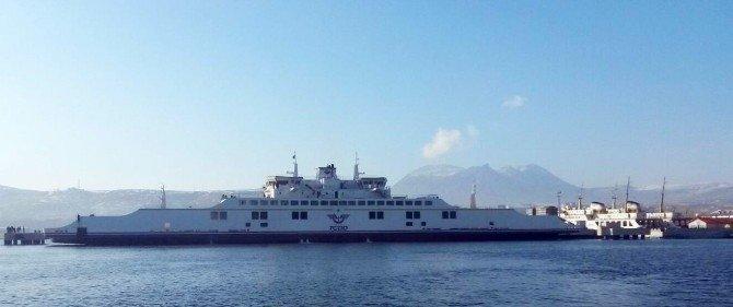 Van Gölü Feribotu, Test Seferine Başladı