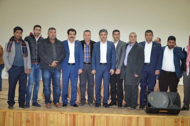 Viranşehir'de Yardımlaşma Ve Dayanışma Vakfında Seçim