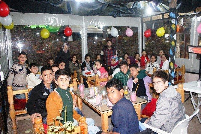 Ceylanpınar'da Yerli Malı Haftası Kutlandı