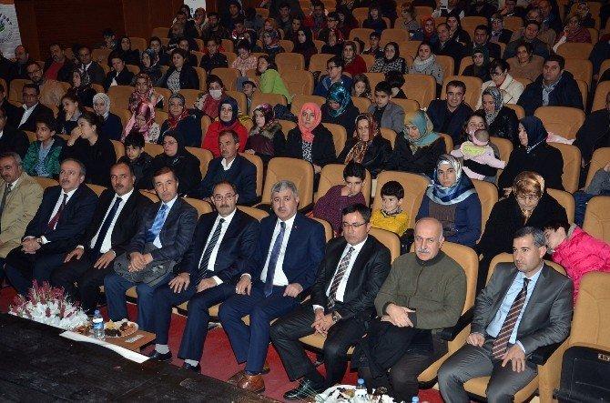 Yeşilyurt Belediyesi'nin Düzenlediği Şeb-i Arus Programı Büyük İlgi Gördü